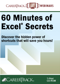 60 Minutes of Excel® Secrets