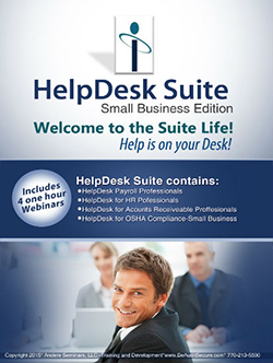 HelpDesk Suite Small Business Edition
