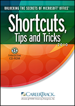 Unlocking the Secrets of Microsoft Office 2010 Shortcuts