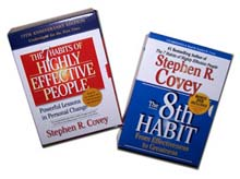 Ultimate Stephen Covey Series: 15th Anniversary Package