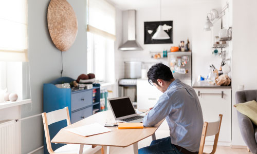 Best Practices for Transitioning Work from Your Office to the Kitchen Counter