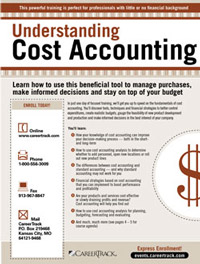 Understanding Cost Accounting