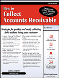 How to Collect Accounts Receivable