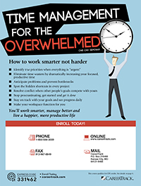 Time Management for the Overwhelmed
