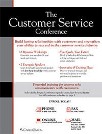 The Customer Service Conference