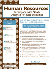 Human Resources For Anyone with Newly Assigned HR Responsibilities-Canada