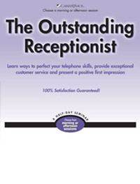 The Outstanding Receptionist (afternoon)
