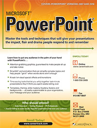 Microsoft<small><sup>®</sup></small> PowerPoint<small><sup>®</sup></small> 2007/2010