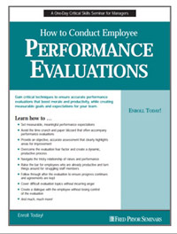 How to Conduct Employee Performance Evaluations