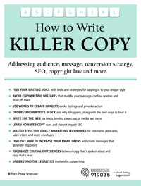 How to Write Killer Copy