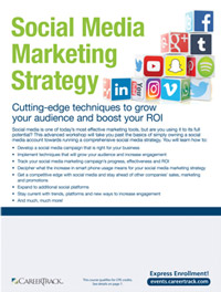 Social Media Marketing Strategy