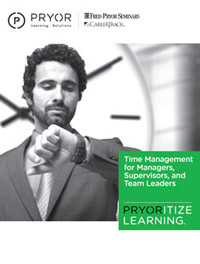 Time Management for Managers and Supervisors