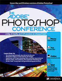 The Adobe<small><sup>®</sup></small> Photoshop<small><sup>®</sup></small> Conference
