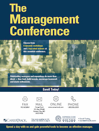The Management Conference