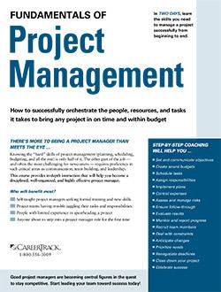 Fundamentals of project management video book
