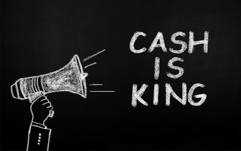 Cash is King thumbnail