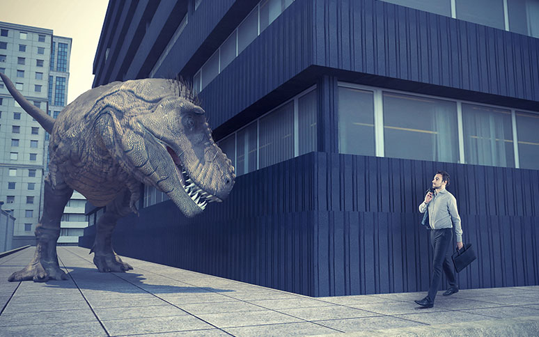 Don't Let Your Conflict Management Skills Become Extinct thumbnail