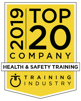 Training Industry Top 20 Health & Safety Training Company