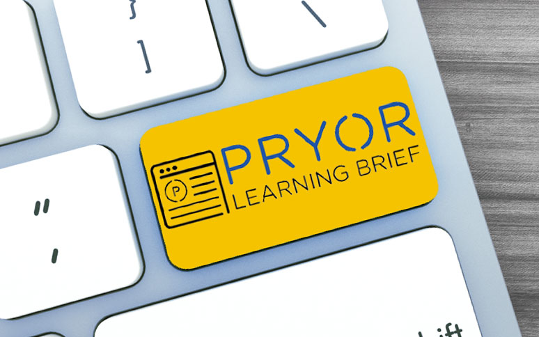 The PRYOR Learning Brief – October Recap thumbnail