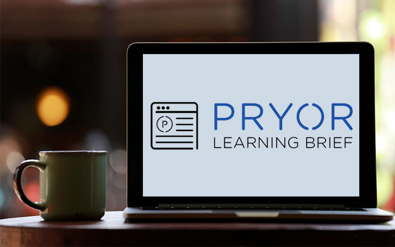 The PRYOR Learning Brief – November Recap thumbnail