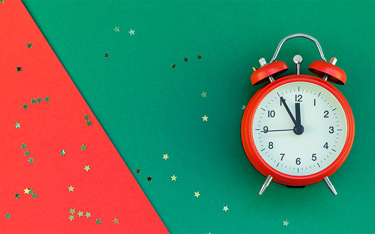 Six Time Management Tips for the Holidays thumbnail