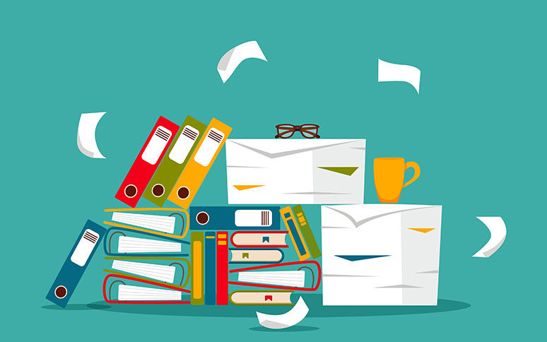 Rediscovering Your Desk: Tips for Organization at Work thumbnail